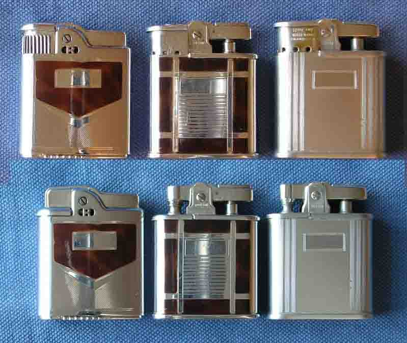 Dating old ronson lighters